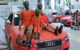 10 Jahre Audi Unfallforschung