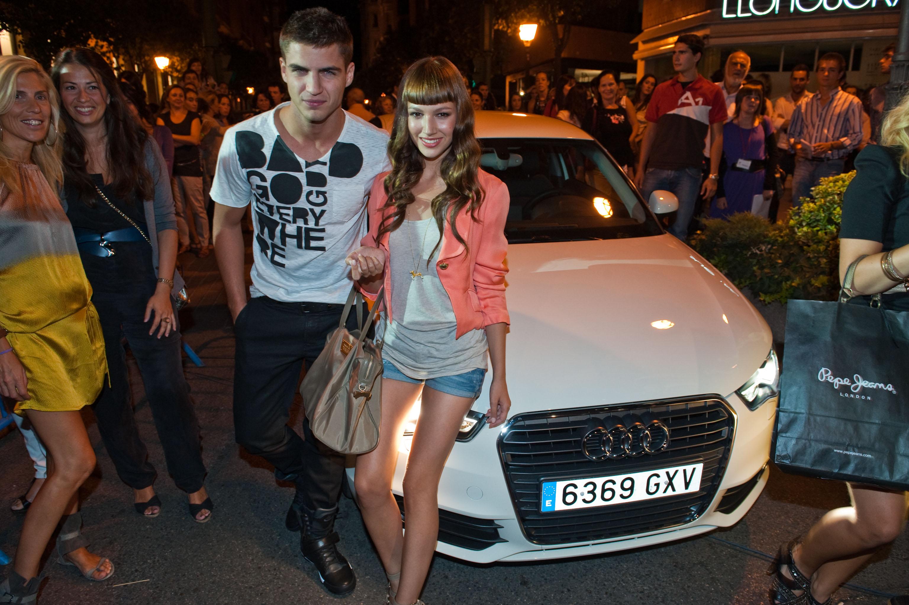Maxi y Ursula, Vogue Fashion Night Out