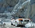 Audi Rallye quattro Gruppe 4, Baujahr 1981 (237 kW/320 PS bei 6500 U/min)