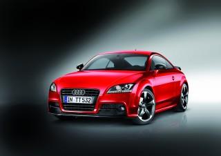 Audi TT Coupé S line
