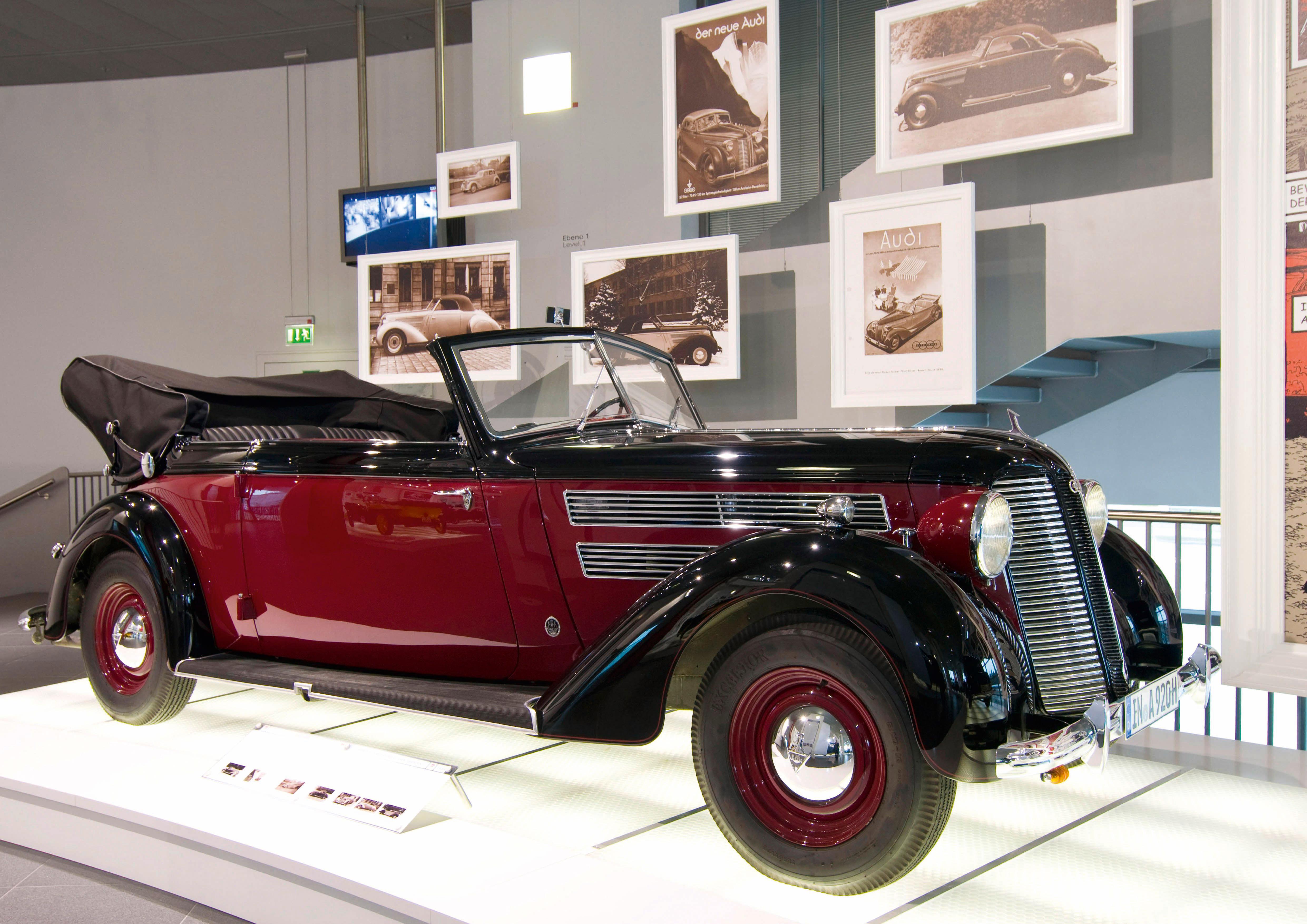 """""""Horch ein Audi!"""""""