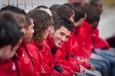 El FC Barcelona conduce Audi