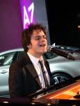 Jamie Cullum presenta Audi A7