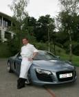 Viaje a Le Mans - Martín Berasategui y el Audi R8