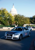 Audi Mileage Marathon /Ankunft in Washington