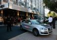 Audi Mileage Marathon /Abfahrt vom Hotel Liaison in Washington D.C