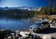 Audi Mileage Marathon /Abfahrt in Mammoth Lakes