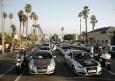 Audi Mileage Marathon / Ankunft und Abschlussveranstaltung des Audi Mileage Marathon in Santa Monica