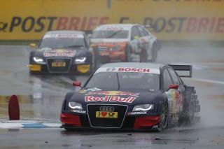 Mattias Ekström, Miguel Molina, A4 DTM