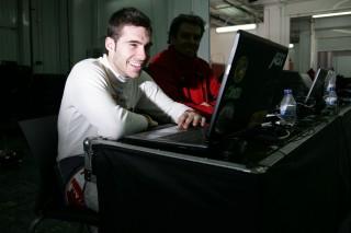 Miguel Molina, DTM  2010