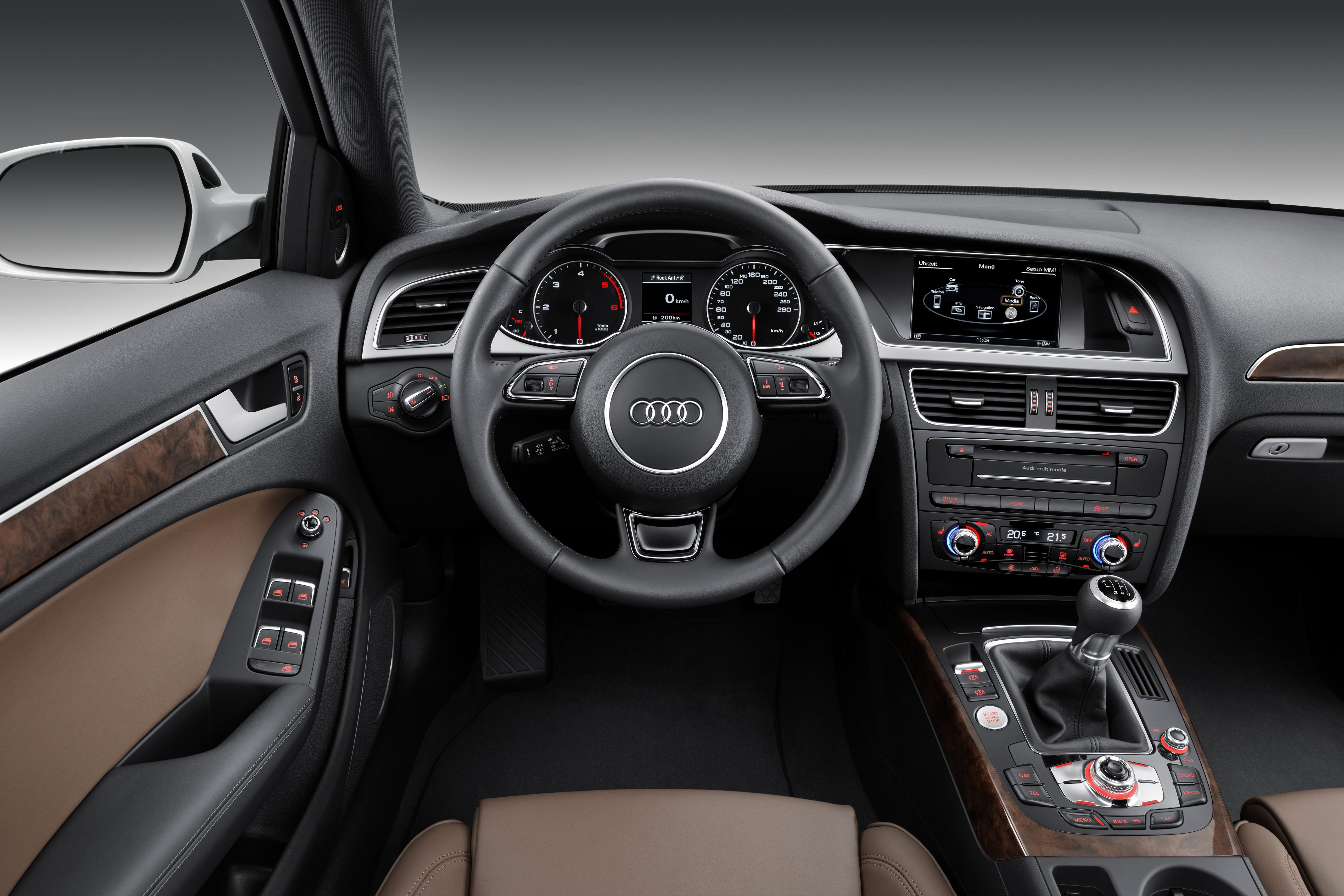 Audi A4 Avant Audi Mediaservices Espa 241 A