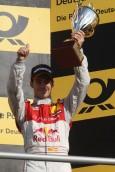 Primer podio DTM para Miguel Molina