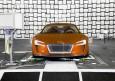 Sound of Silence/Der Audi e-tron beim Soundcheck