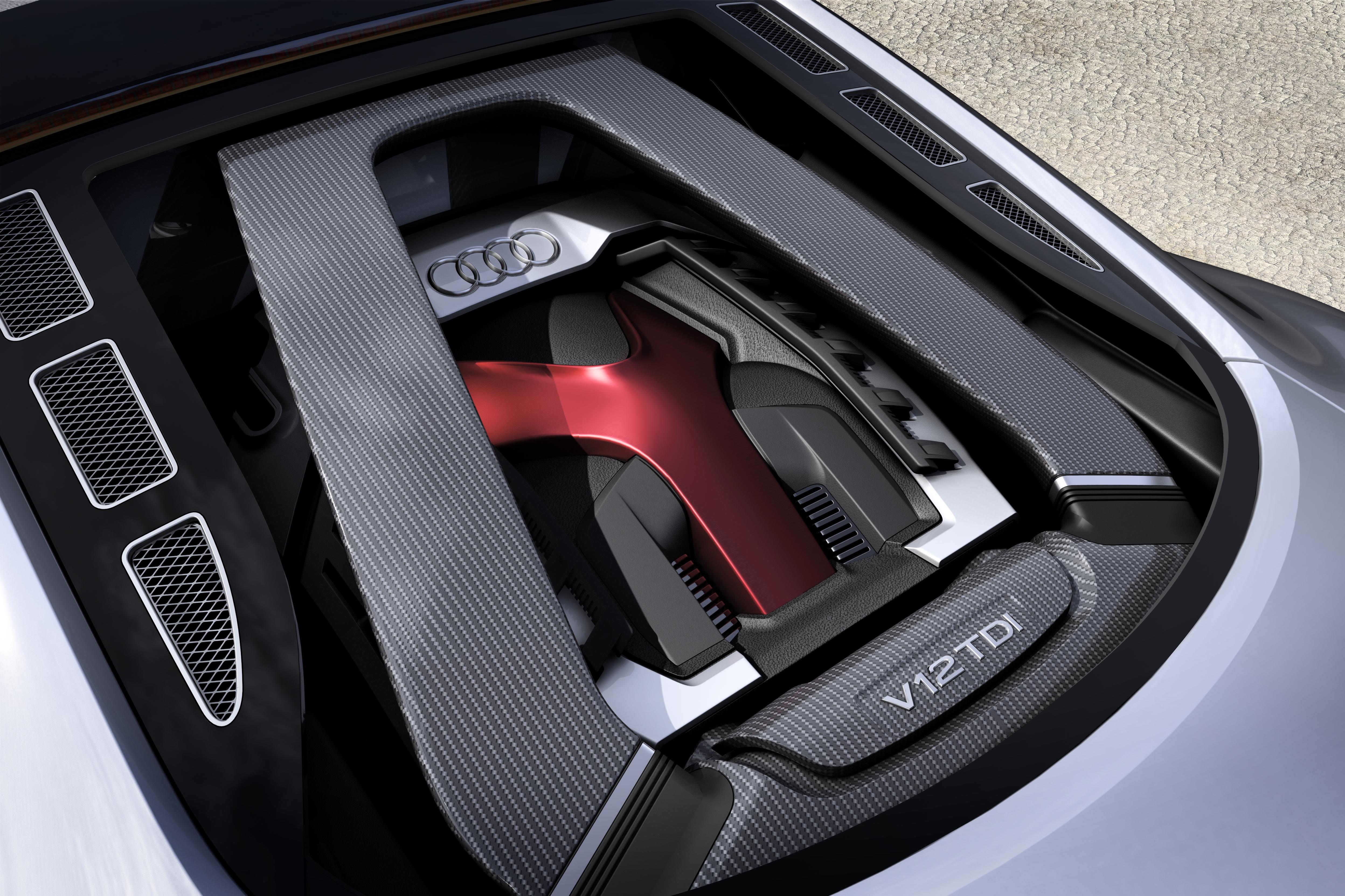 R8 V12 TDI Concept