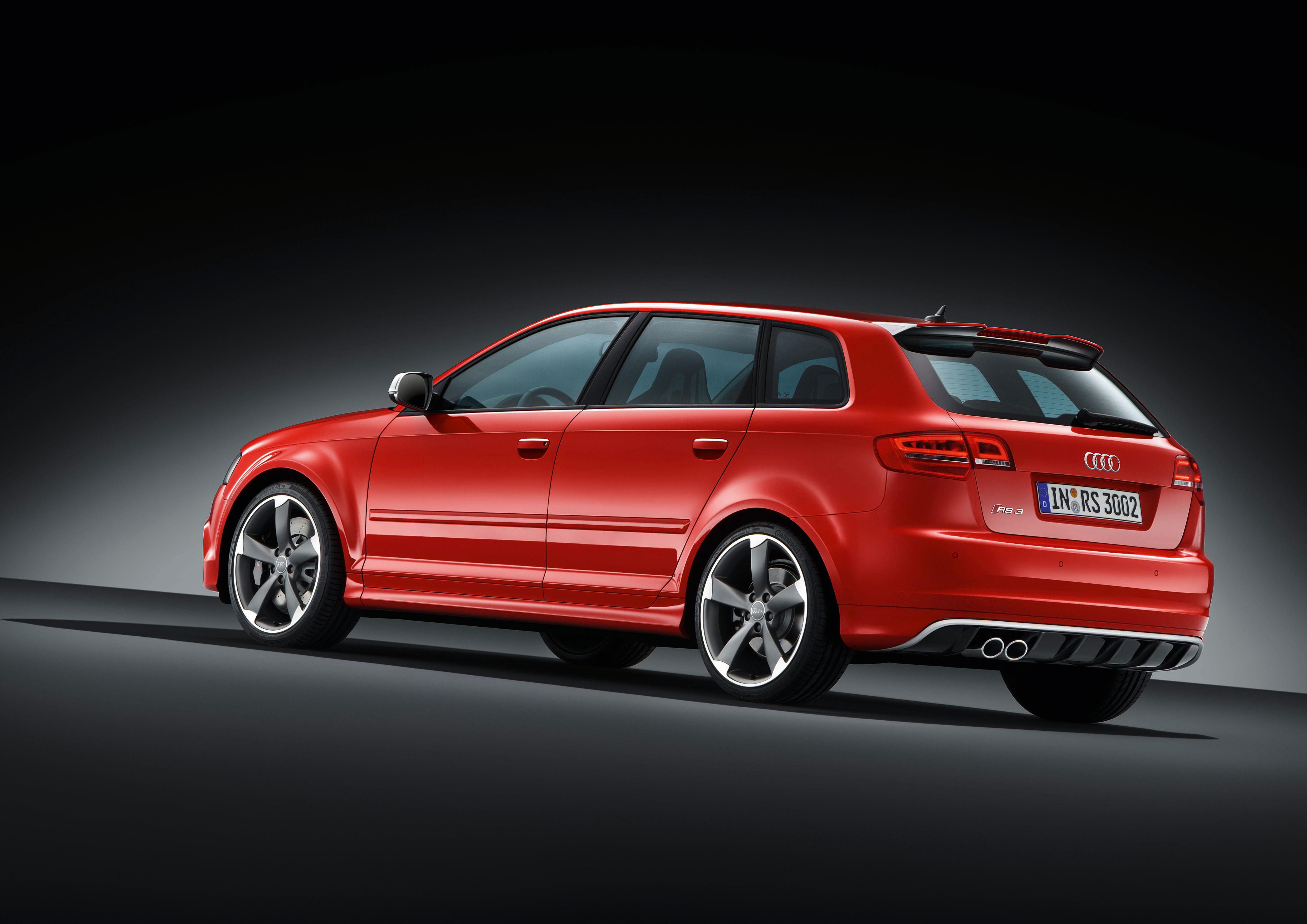 Audi RS 3 Sportback /Standaufnahme