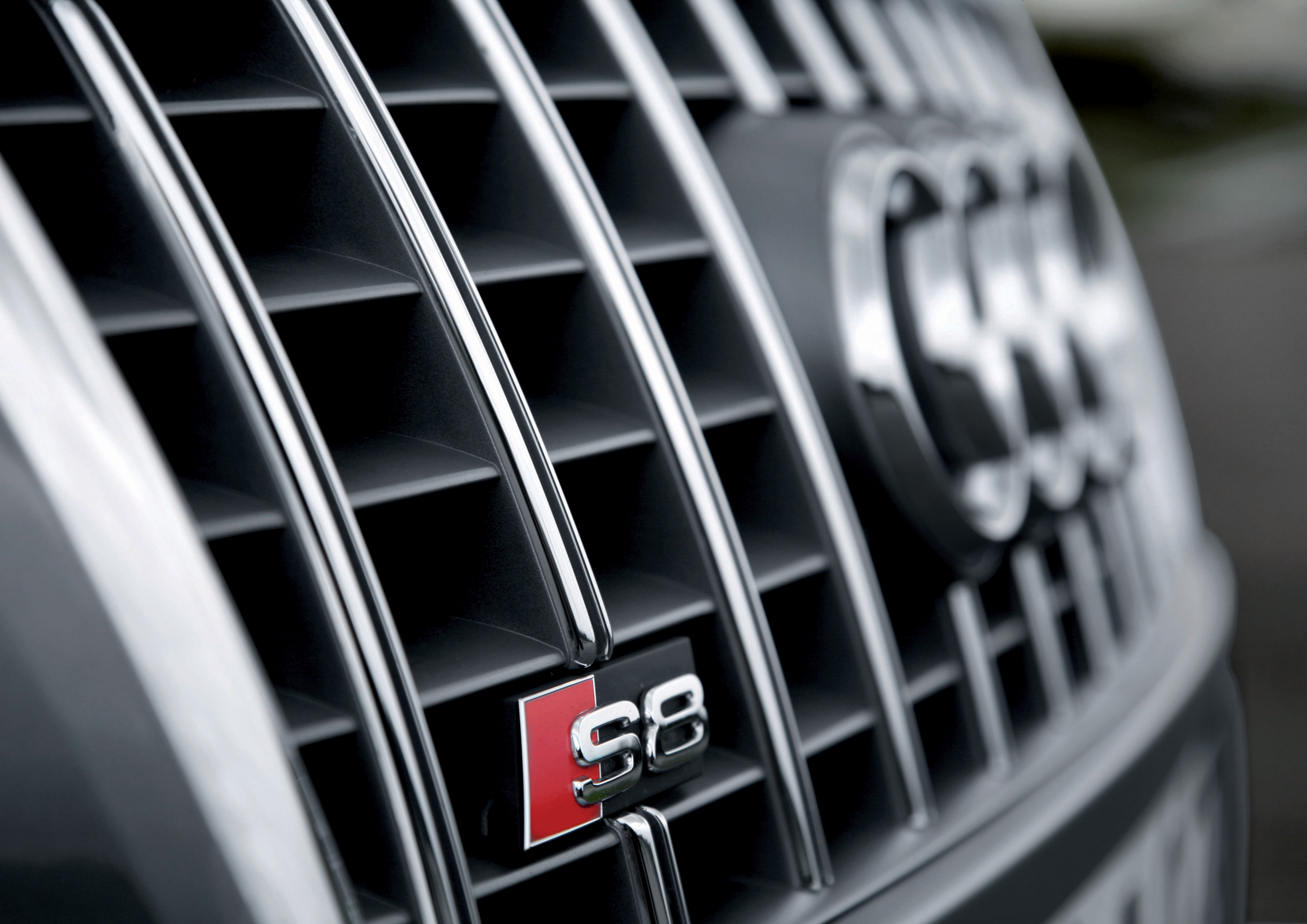Audi S8/Fahraufnahme