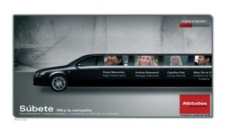 Campaña Prudencia en la conducción