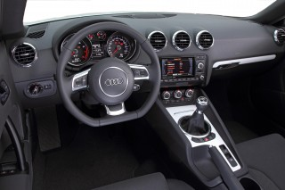 "Audi TT ""Black & White"" Edition"