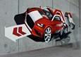 Audi A1: Die Zukunft nimmt Gestalt an/Stefan Sielaff, Leiter Design der AUDI AG, und Danny Garand, Audi Designer, skizzieren den neuen Audi A1