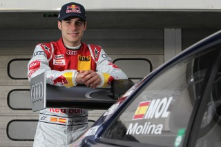 Miguel Molina, Audi A5 DTM