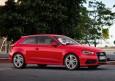 Audi A3/Standaufnahme