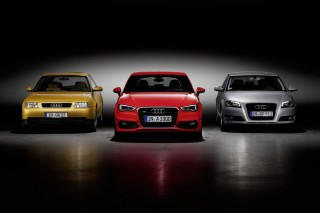 Precios Audi Gama septiembre 2012