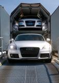 Audi Standort Ingolstadt/Transportlogistik