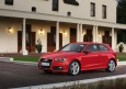Audi A3 1.8 TFSI quattro mit S line Exterieur-Paket /Fahraufnahme