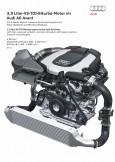 Nuevo A6 Avant - motor 3.0 V6 TDI Biturbo