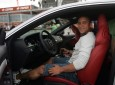 Roberto Carlos - Presentación Audi A5 y R8 al Real Madrid