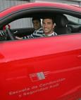 Reyes y Torres - Presentación Audi A5 y R8 al Real Madrid