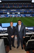 Real Madrid conduce Audi