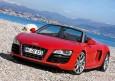 Audi R8 Spyder/Standaufnahme