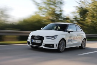 Audi A1 etron Dual Mode Hybrid