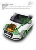 Audi A1 e-tron Dual Mode Hybrid