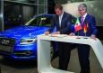 La nueva fábrica en México confirma los objetivos de crecimiento Audi en América