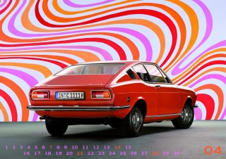 Forever Young, Calendario Audi Tradition