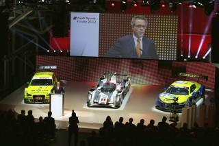 Audi Planes deportivos 2013