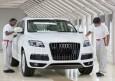 Audi inicia la producción del Q7 en India