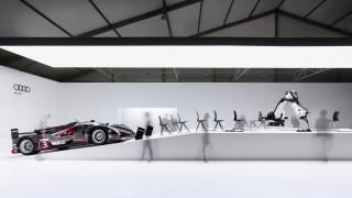 Audi diseña una silla ultraligera