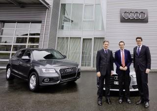 Audi, nuevo proveedor del Comité Olímpico Internacional