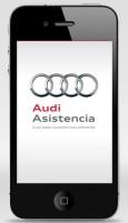 Nueva aplicación Audi para móviles