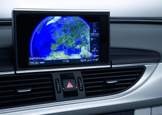 Audi A6 hybrid/Detail