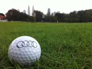 Audi Canal plus Tour golf