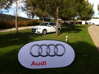 Golf Audi quattro cup 2013
