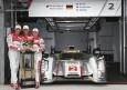 Audi en las 24 Horas de Le Mans: el triunfo de la eficiencia
