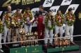 El Audi R18 e-tron quattro triunfa de nuevo en las 24 Horas de Le Mans