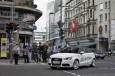Audi asistente online de semáforos