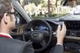 El sistema de conducción pilotada  en atascos de Audi
