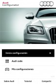 Audi Configurador: nueva App para iPhone y para iPad